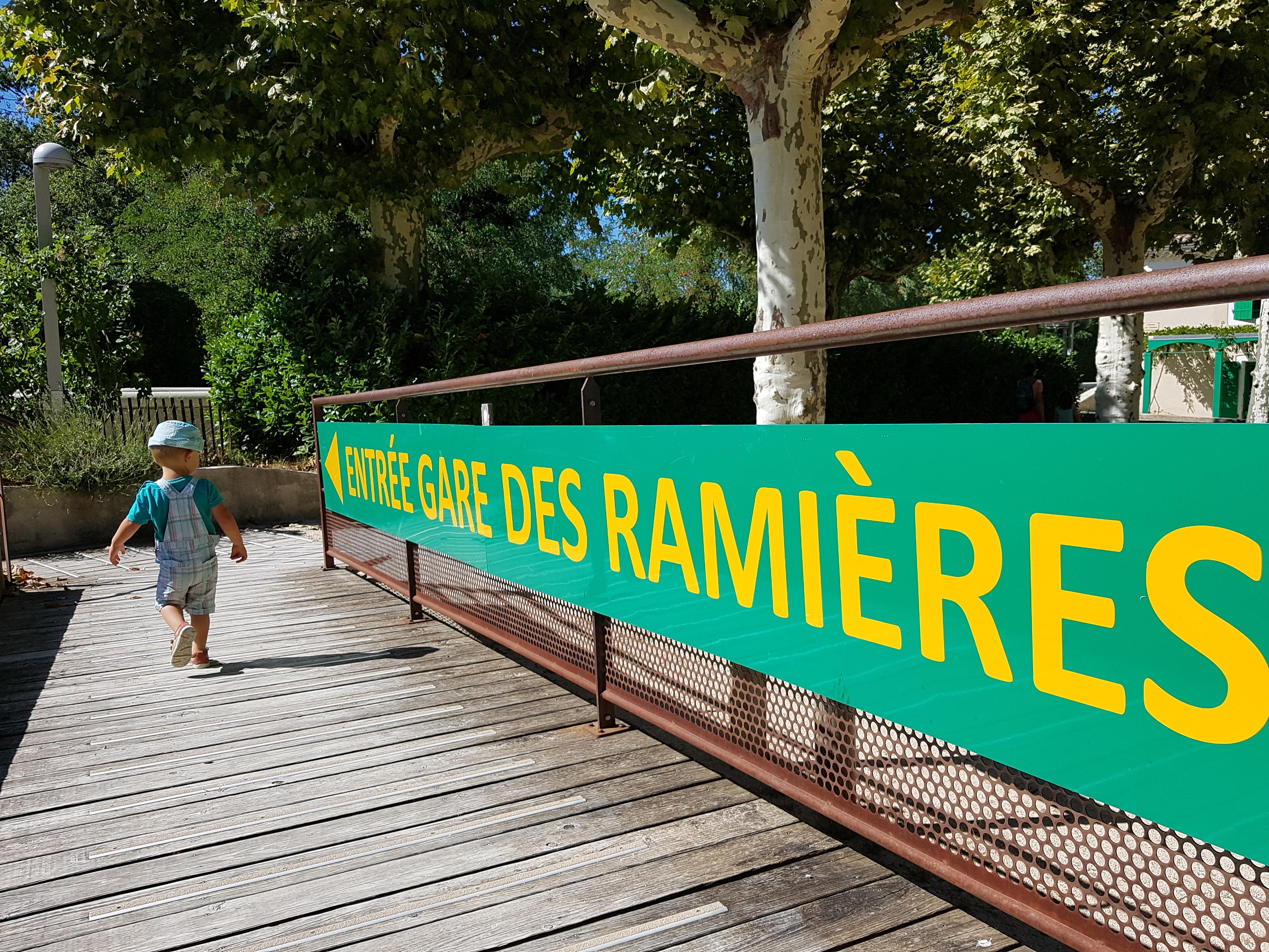 Gare des Ramières