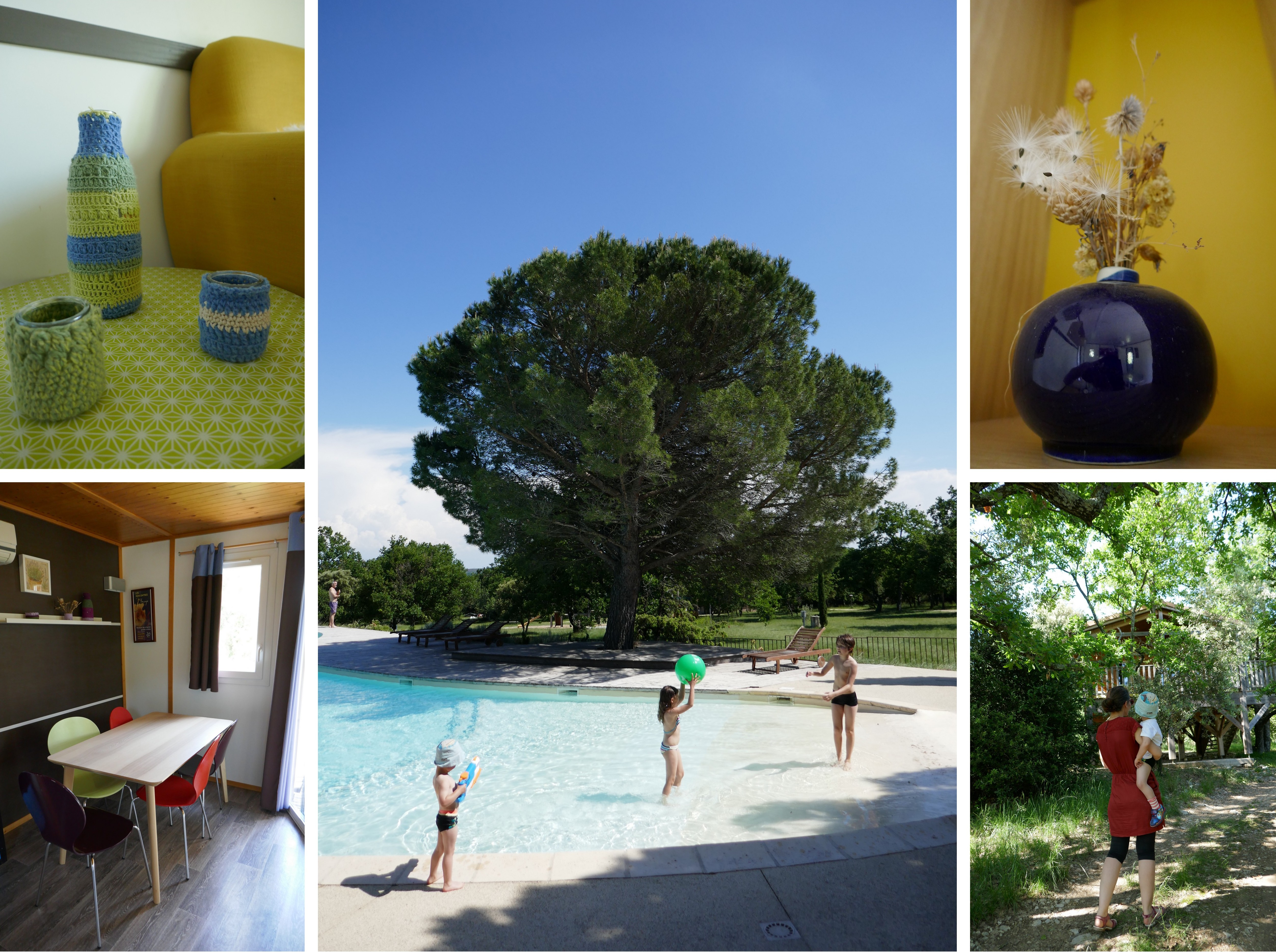 Camping Domaine de Briange Ardèche