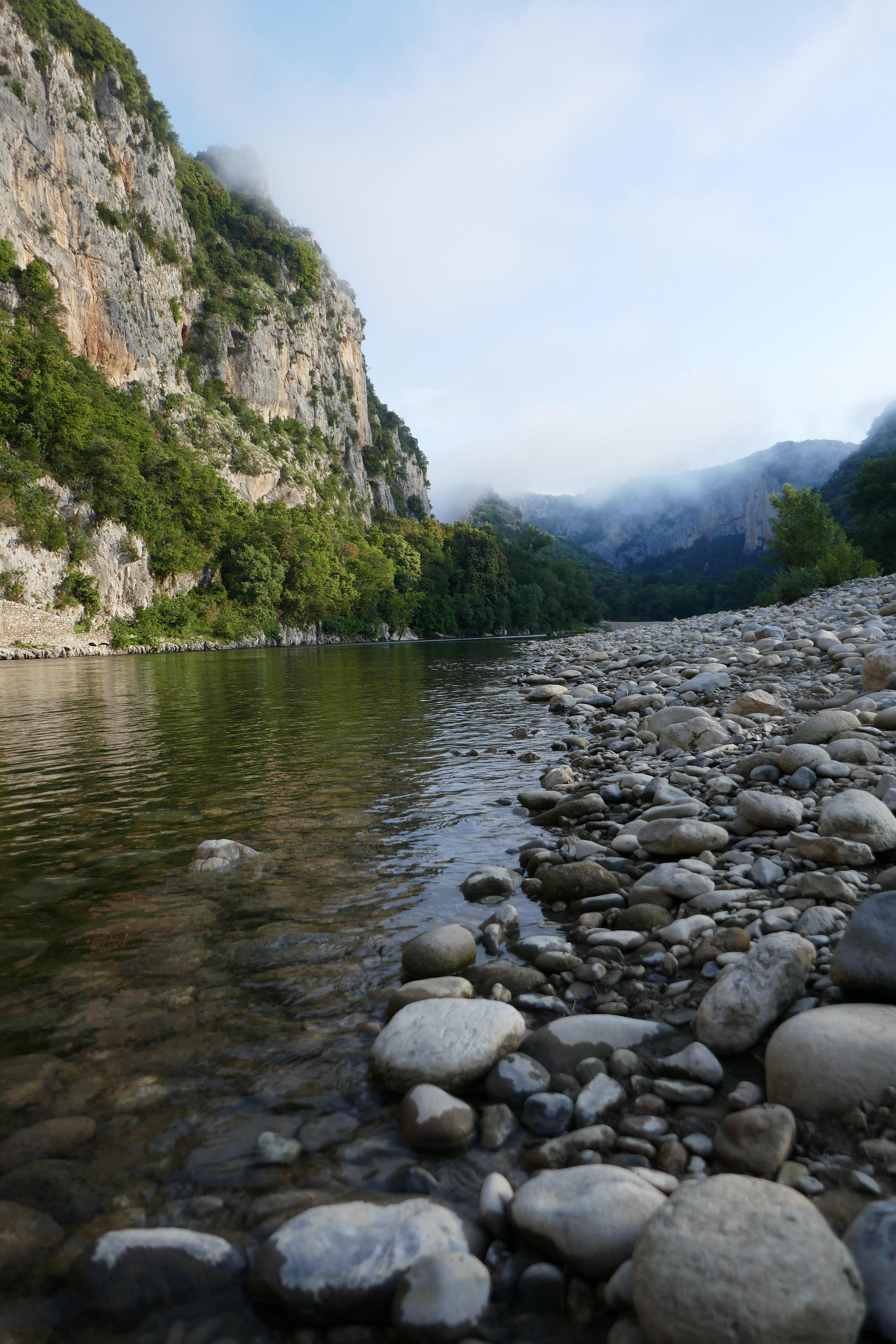 Camping Domaine de Briange Ardèche Saint-Remèze