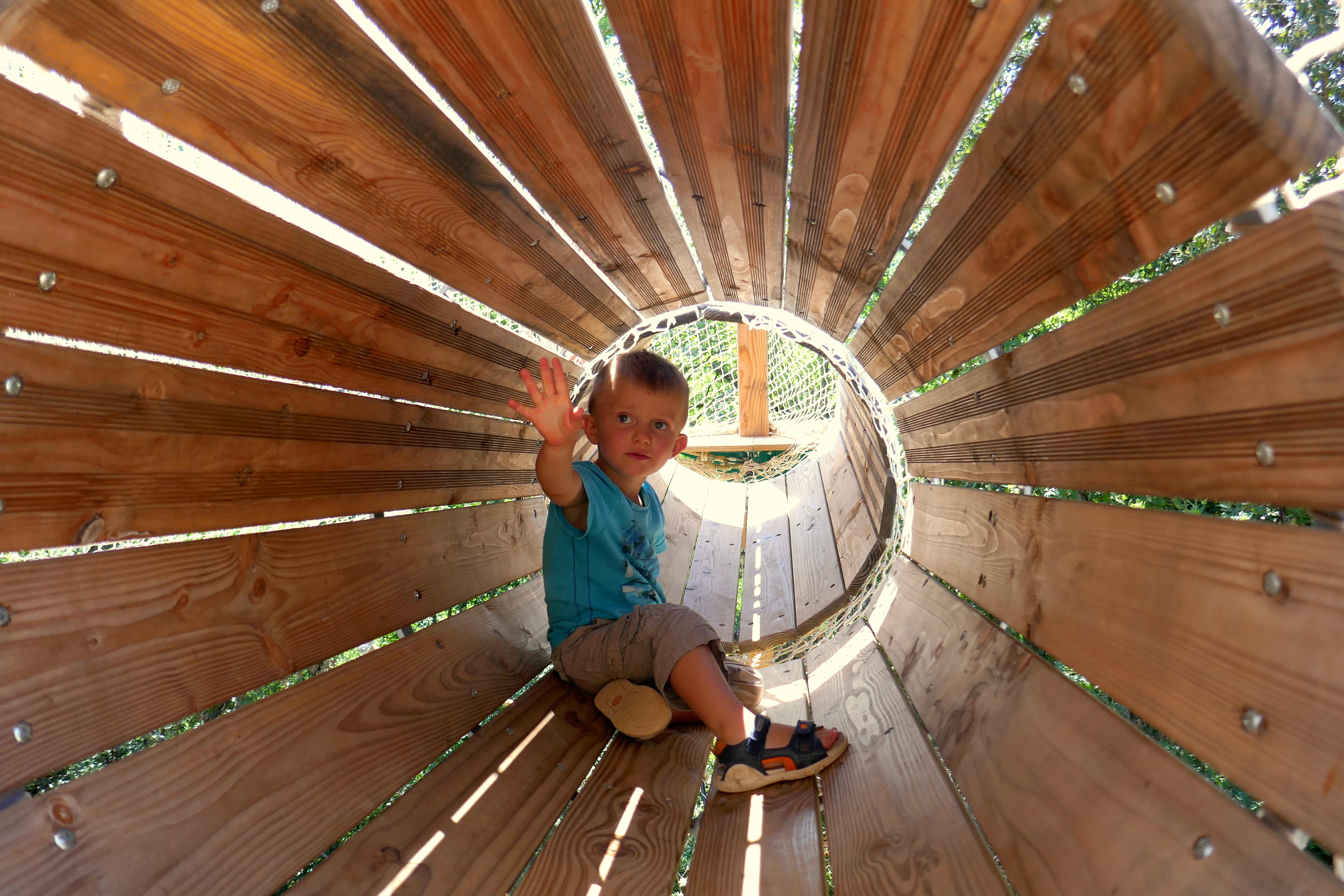 la Grotte de la Salamandre Mejannes-le-Clap Visite en famille blog