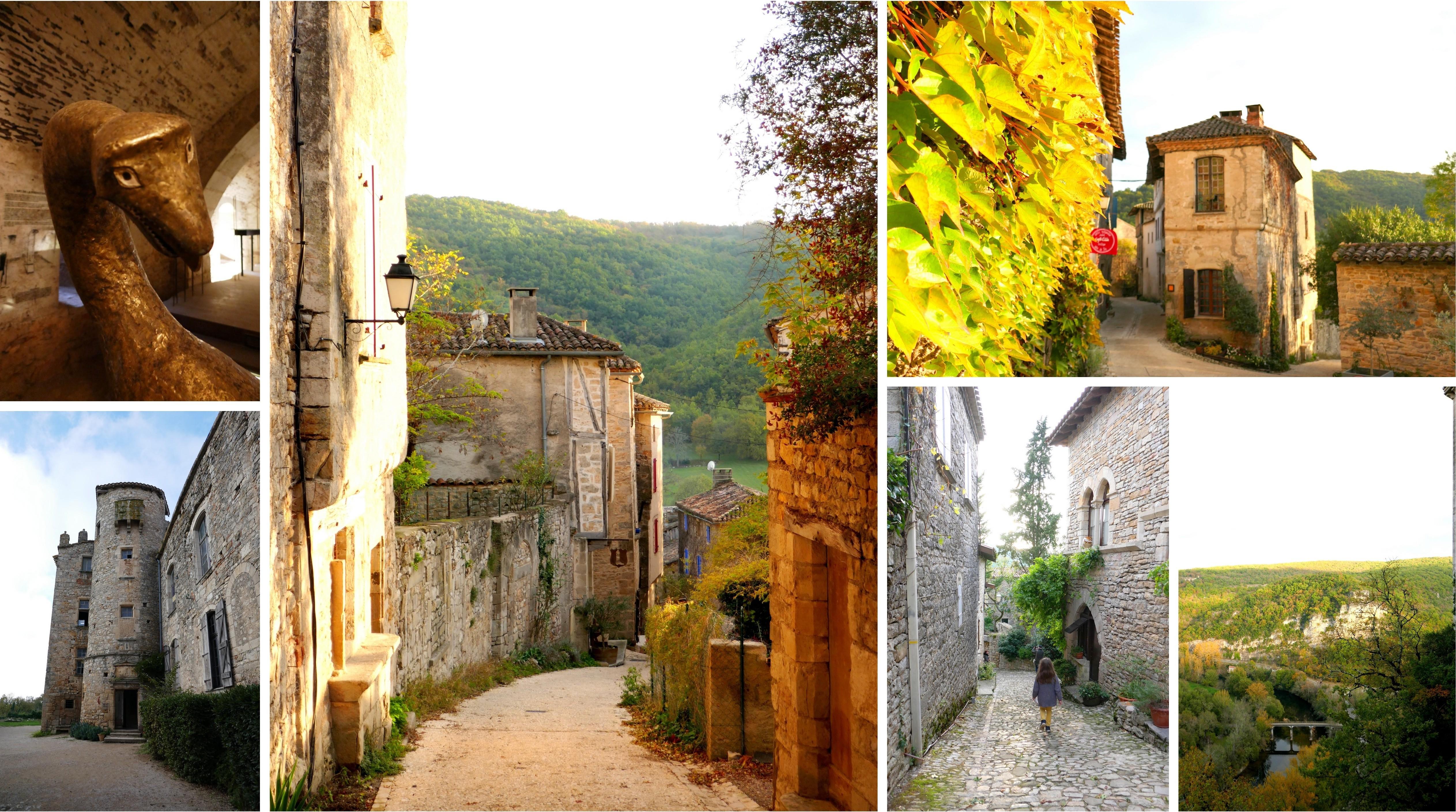 Moissac en famille Tarn & Garonne