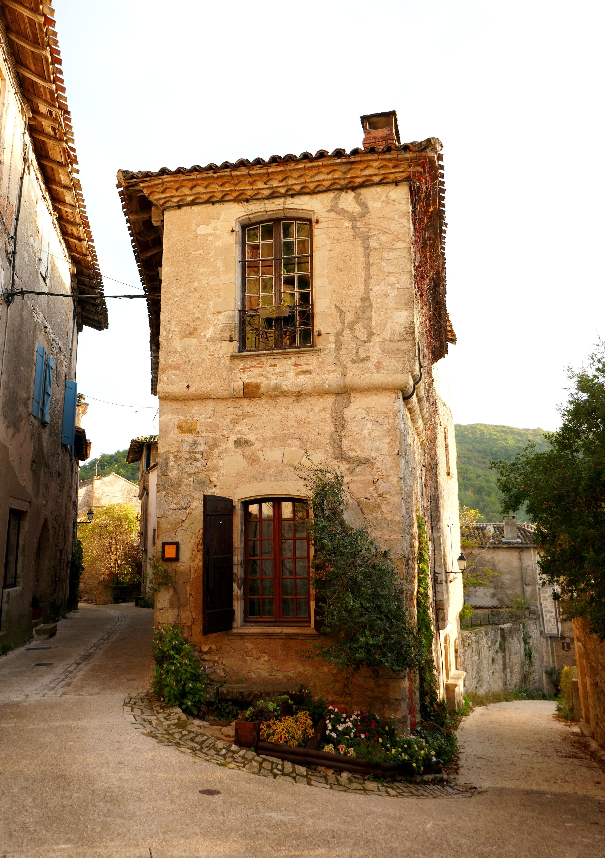 Bruniquel Tarn et Garonne blog famille De beaux lents demains