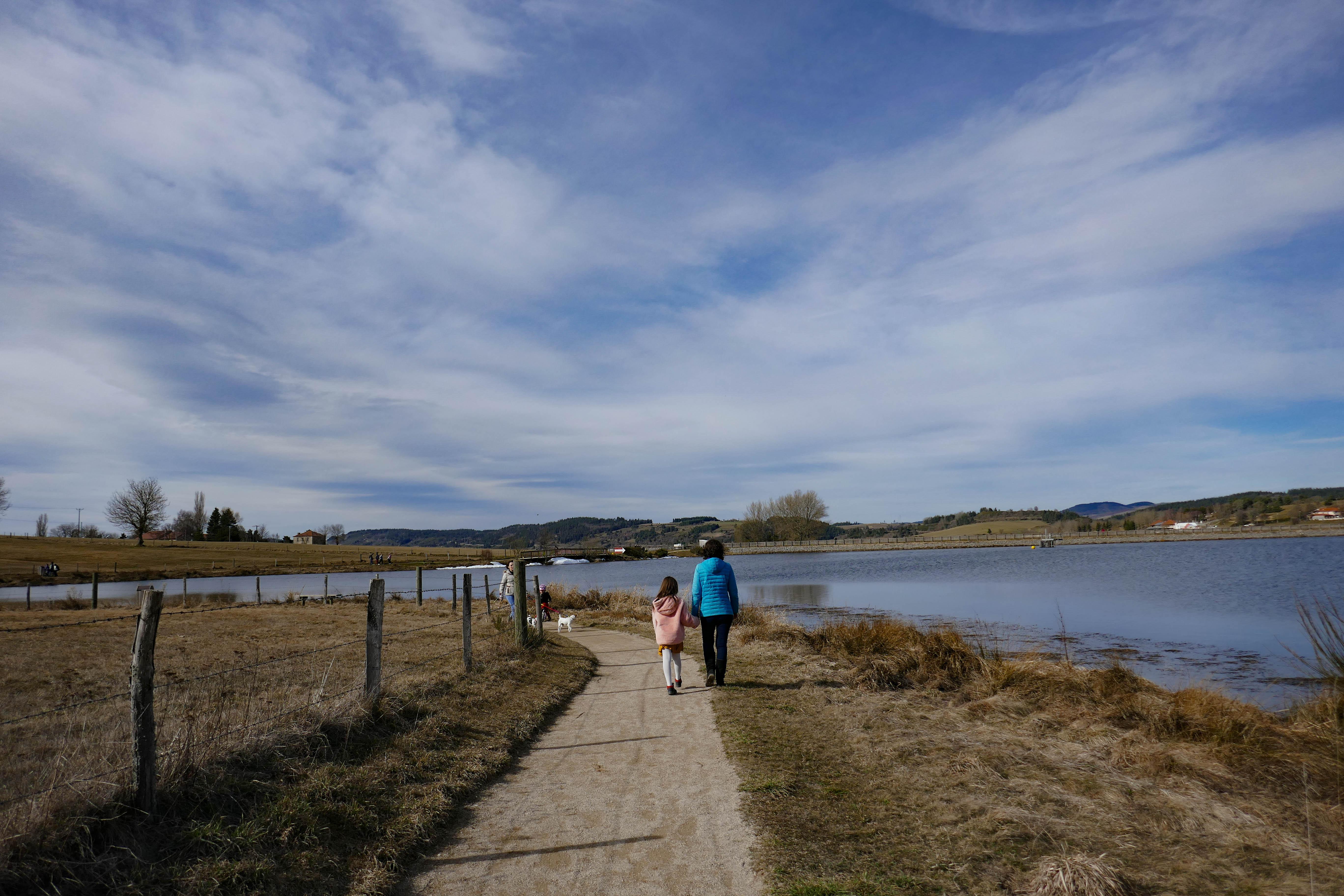 Lac de Naussac - Langogne - Lozère - Occitanie - Blog Voyage Famille