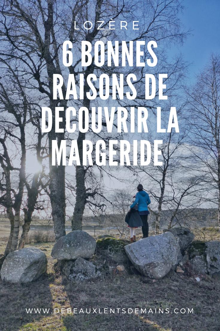 Lozère : 6 raisons de découvrir la Margeride - blog Lozère Pinterest