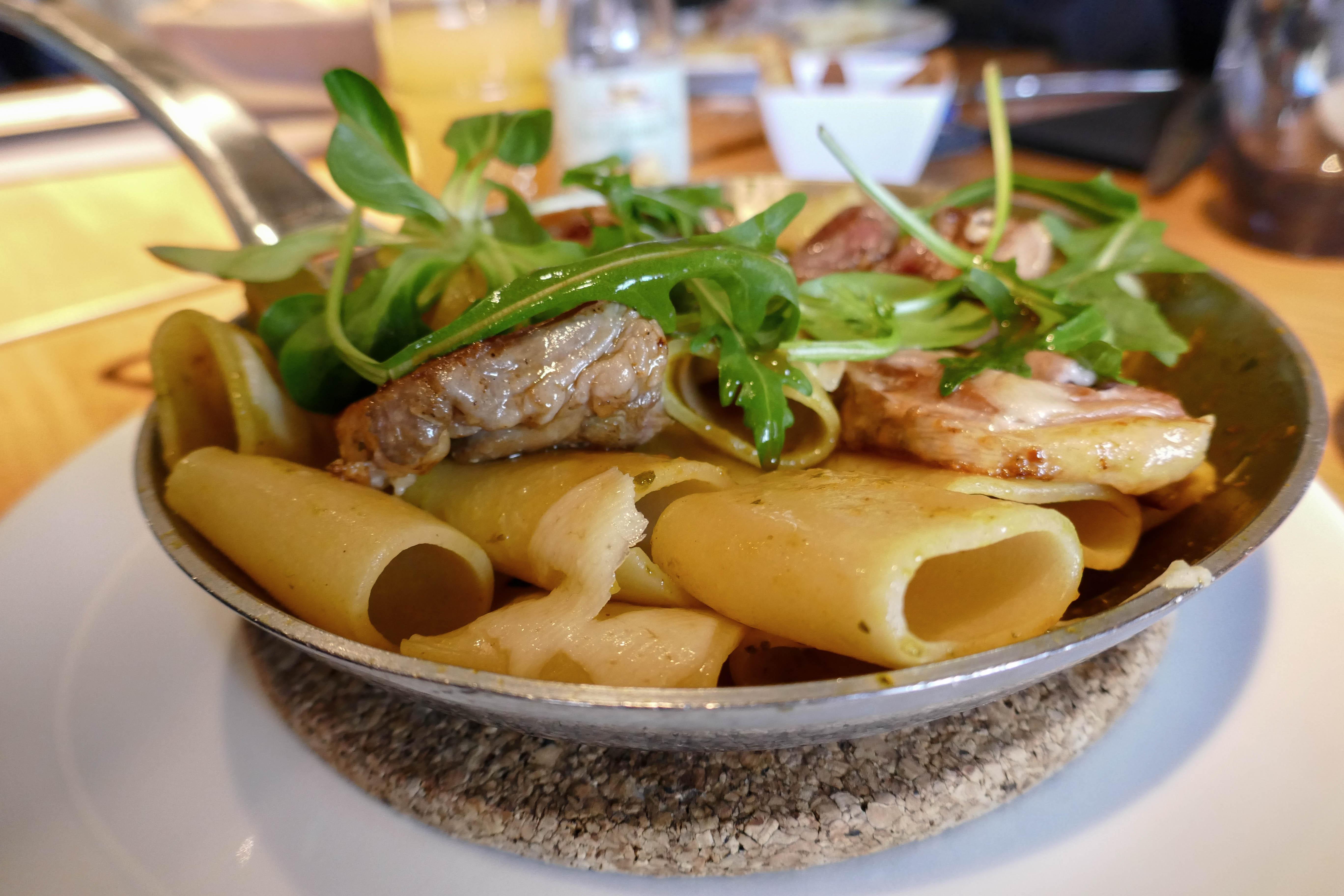 Brasserie Gourmande le Gabale Aumont Aubrac :  nos bonnes adresses en Margeride, blog famille De beaux Lents Demains
