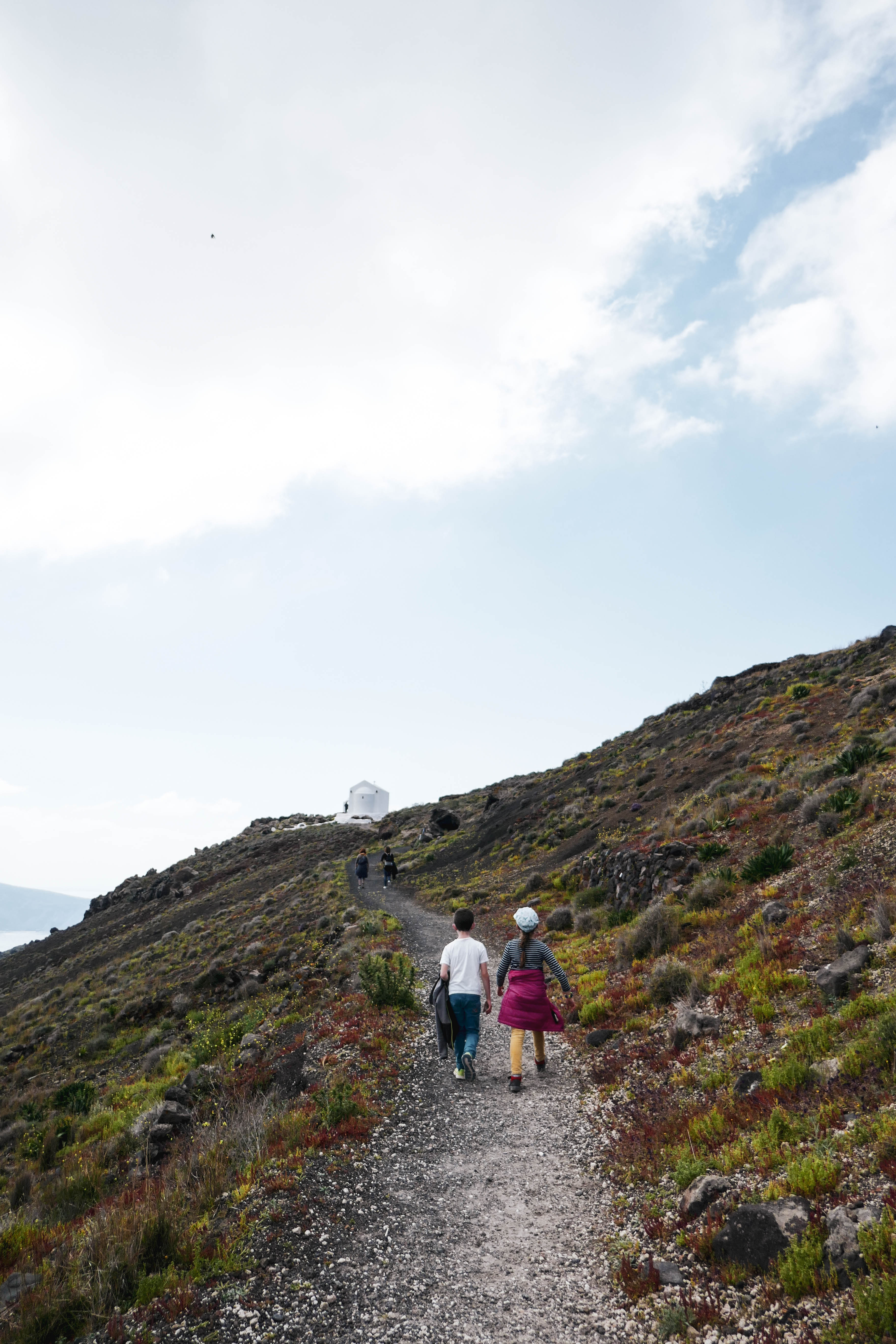 Santorin, voyage en famille, archipel des Cyclades, île de Santorin. blog