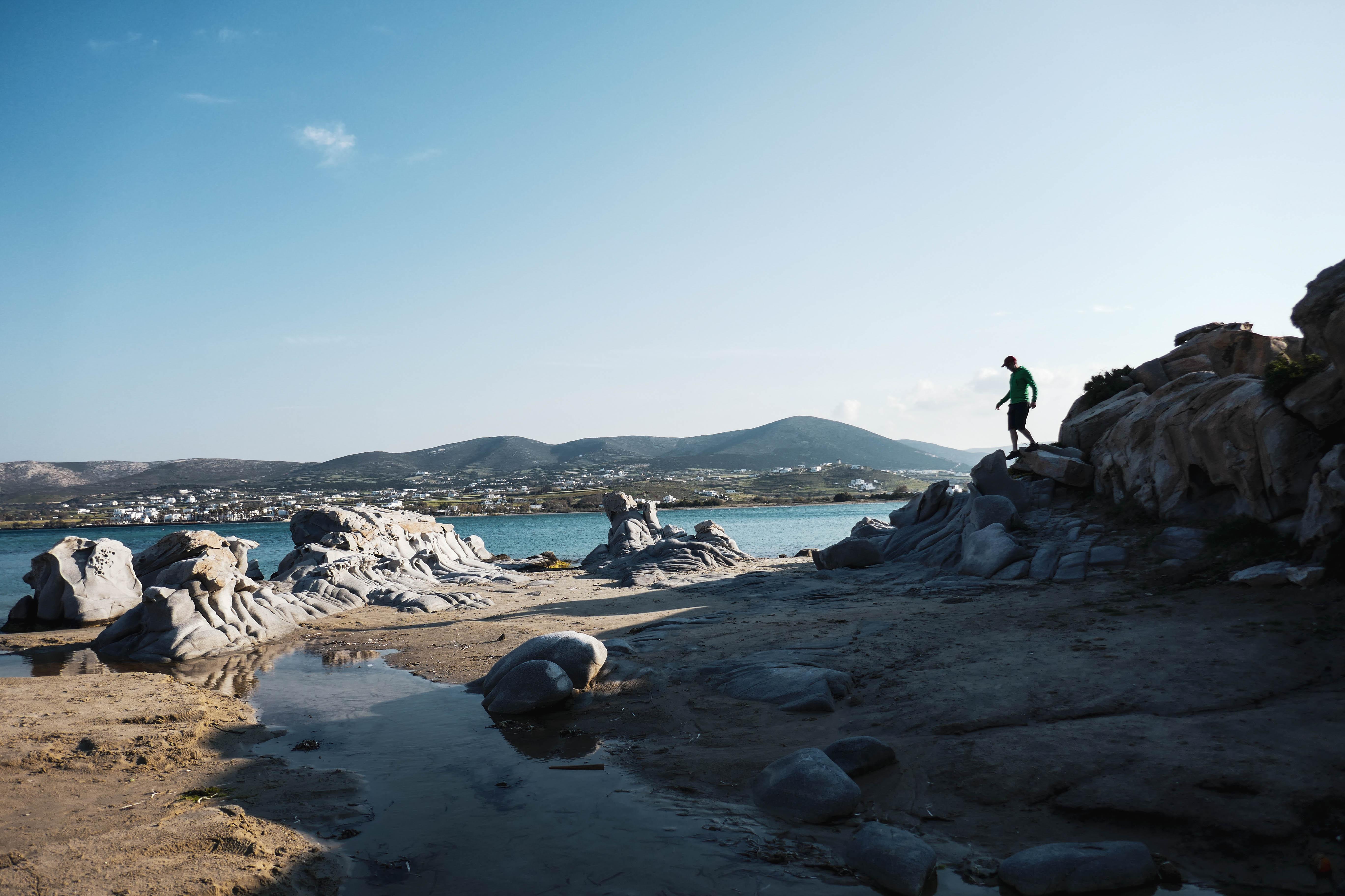 Kolymbithres - Paros - Grèce