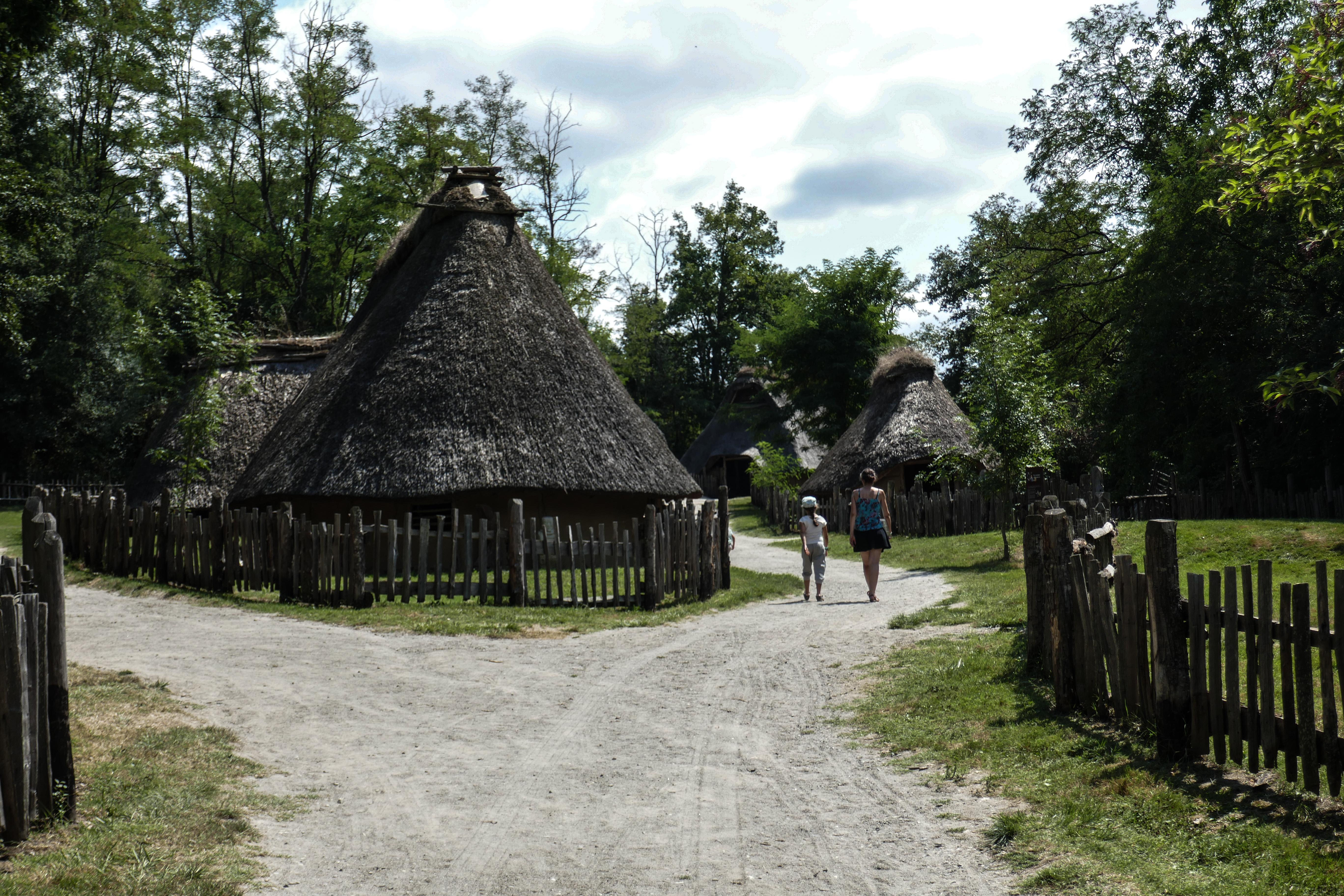 village gaulois  - blog famille - Haute-Garonne Tourisme - Rieux volvestre