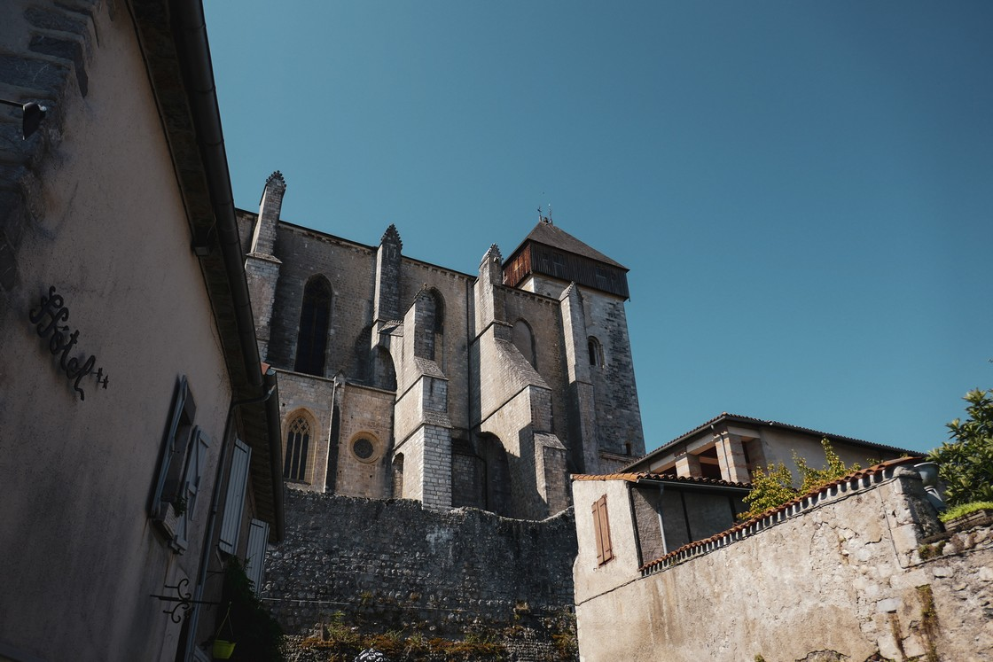 Saint-Bertrand de Comminges Haute Garonne village