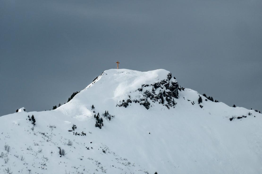 le Pic de Marcelly - Praz de Lys - blog de Beaux Lents demains - Haute-Savoie
