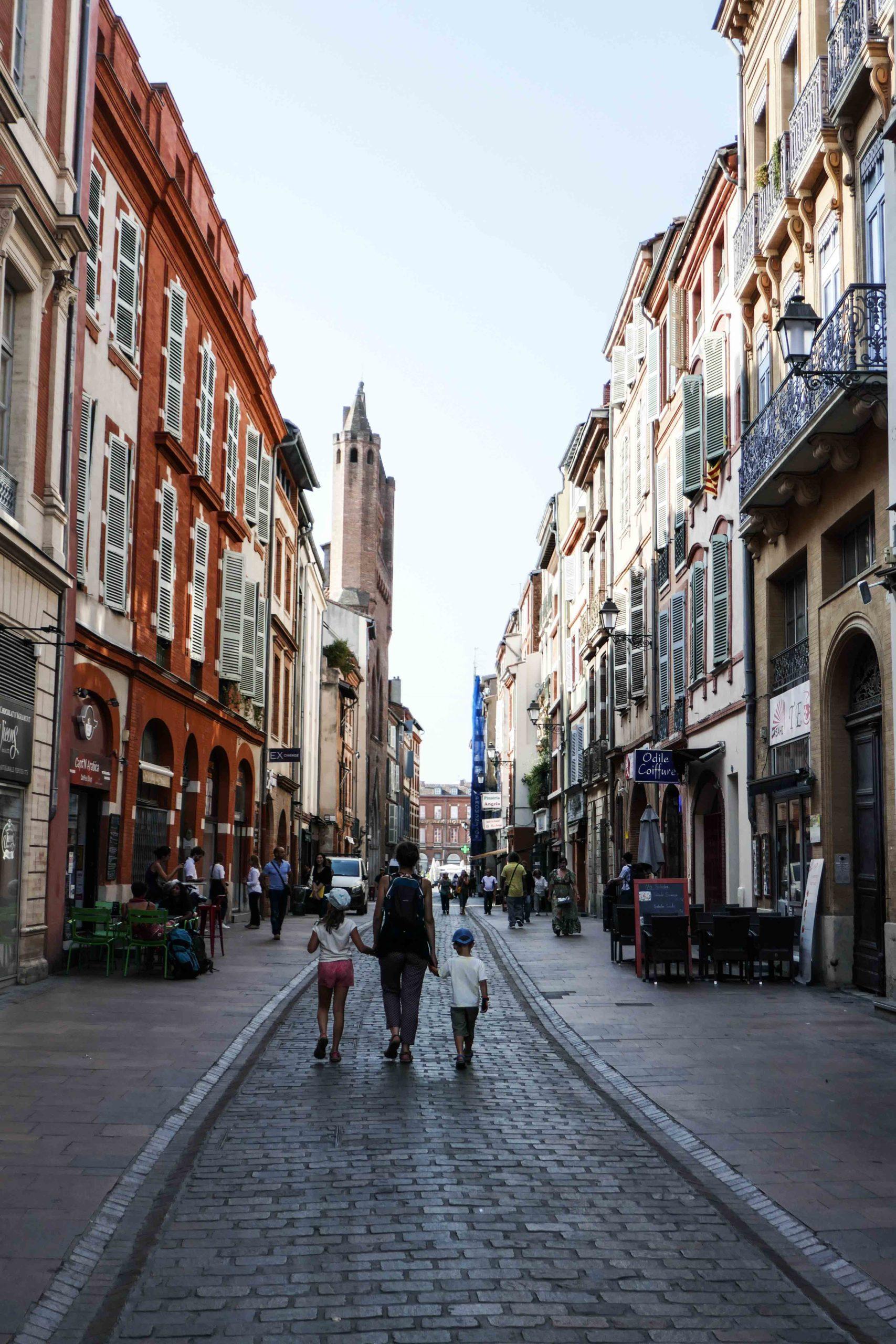 Toulouse en famille voyage