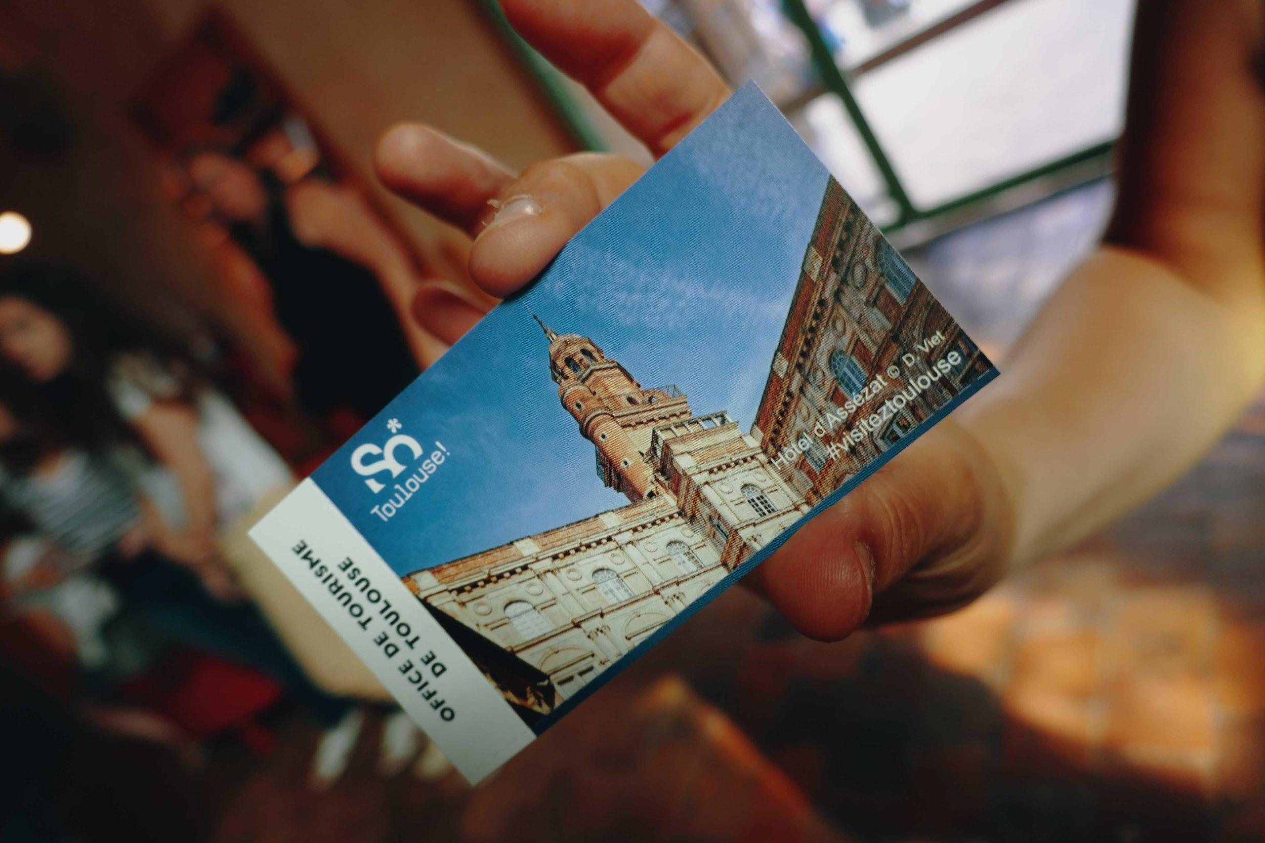 Office de tourisme Toulouse - visite famille