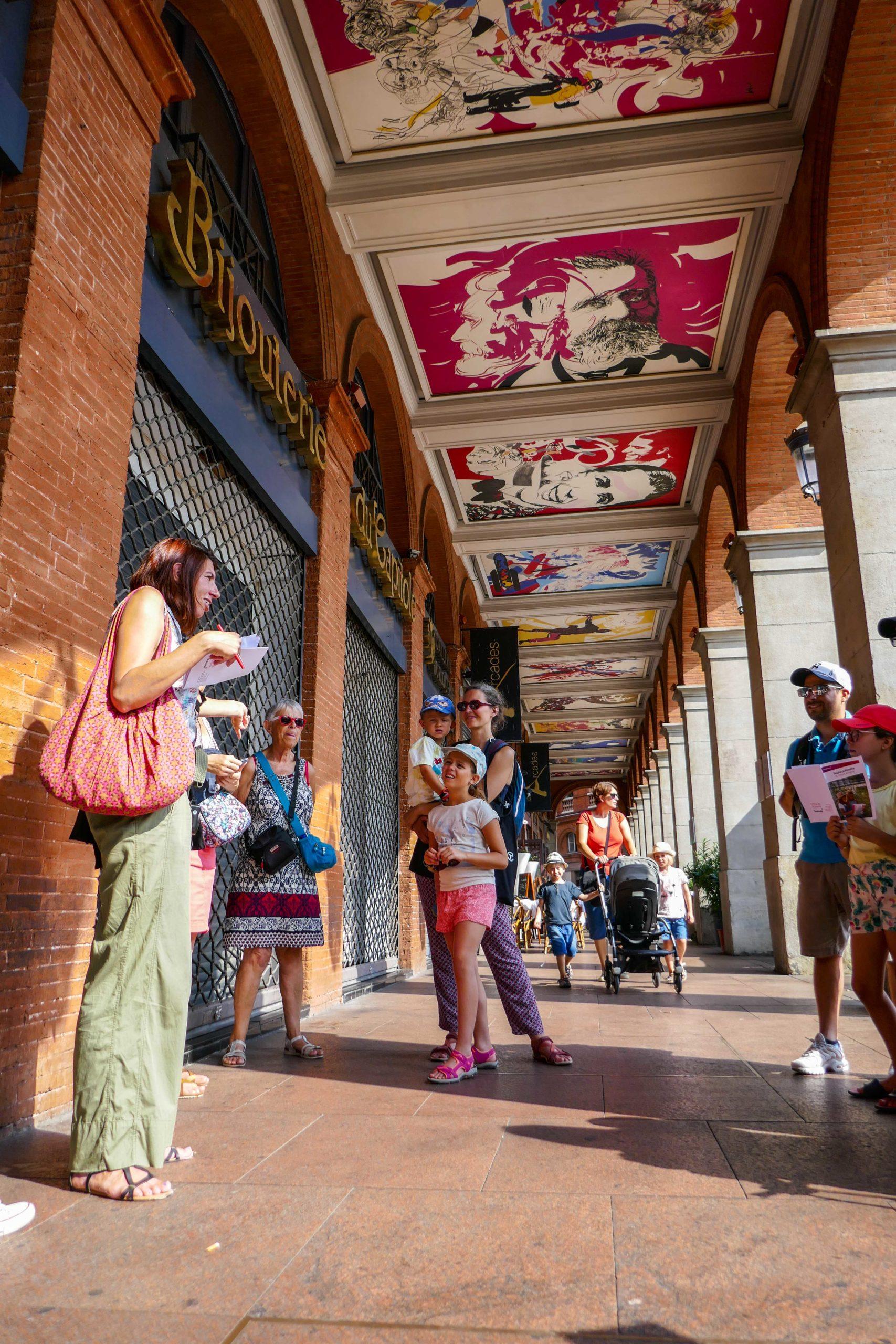 Galerie des Arcades Toulouse