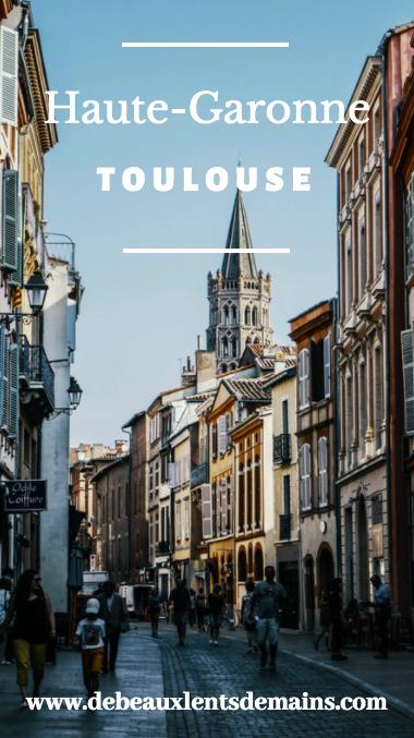 Toulouse en famille blog Haute Garonne