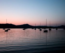 Lac de Montbel - Ariège - blog famille