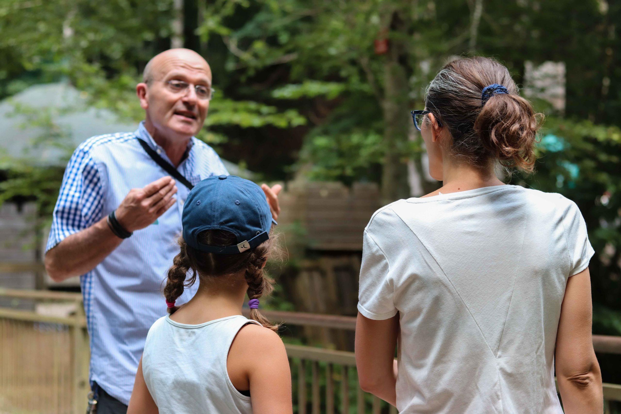 La Maison des Loups - Orlu - famille - Ariège tourisme