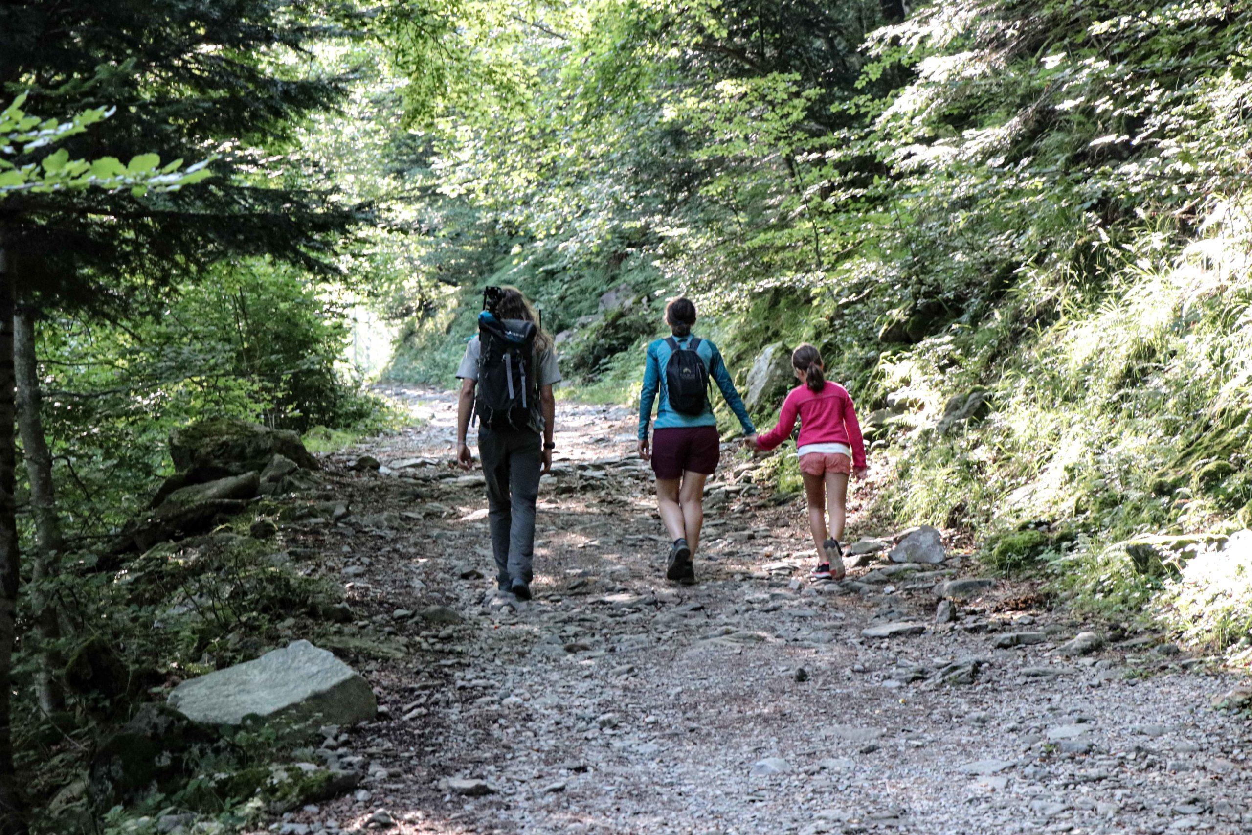 La Réserve d'Orlu - Ariège - Randonnée Pyrénées