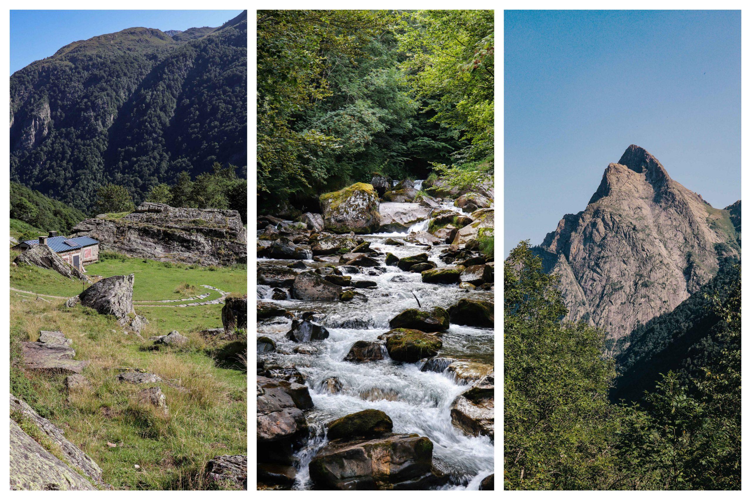 Rando Pyrénées - Orlu - L'Ariège en famille