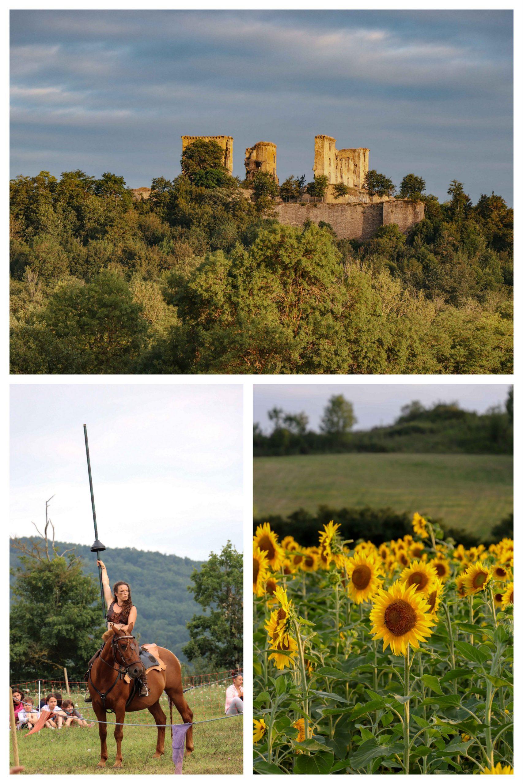 Château de Lagarde - Ariège Tourisme