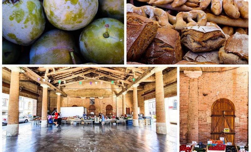 marché de cadours Que faire en famille dans le Pays Tolosan - Haute Garonne en famille