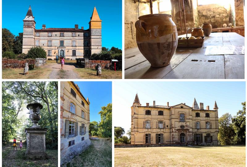 que faire Pays Tolosan - chateau de bonrepos Riquet Haute-Garonne - blog -