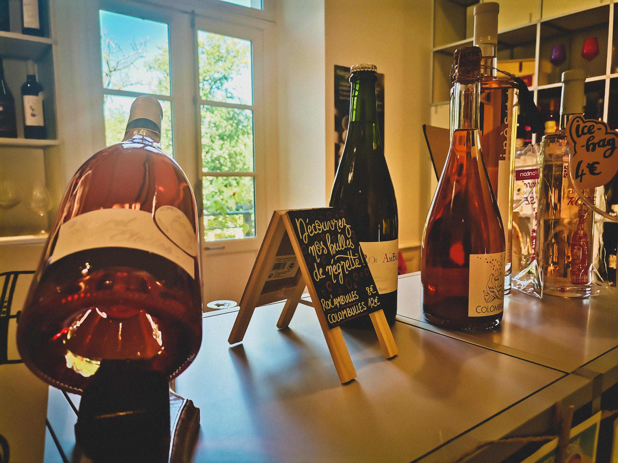 Fronton - Maison des vins et du tourisme - Haute-Garonne - blog