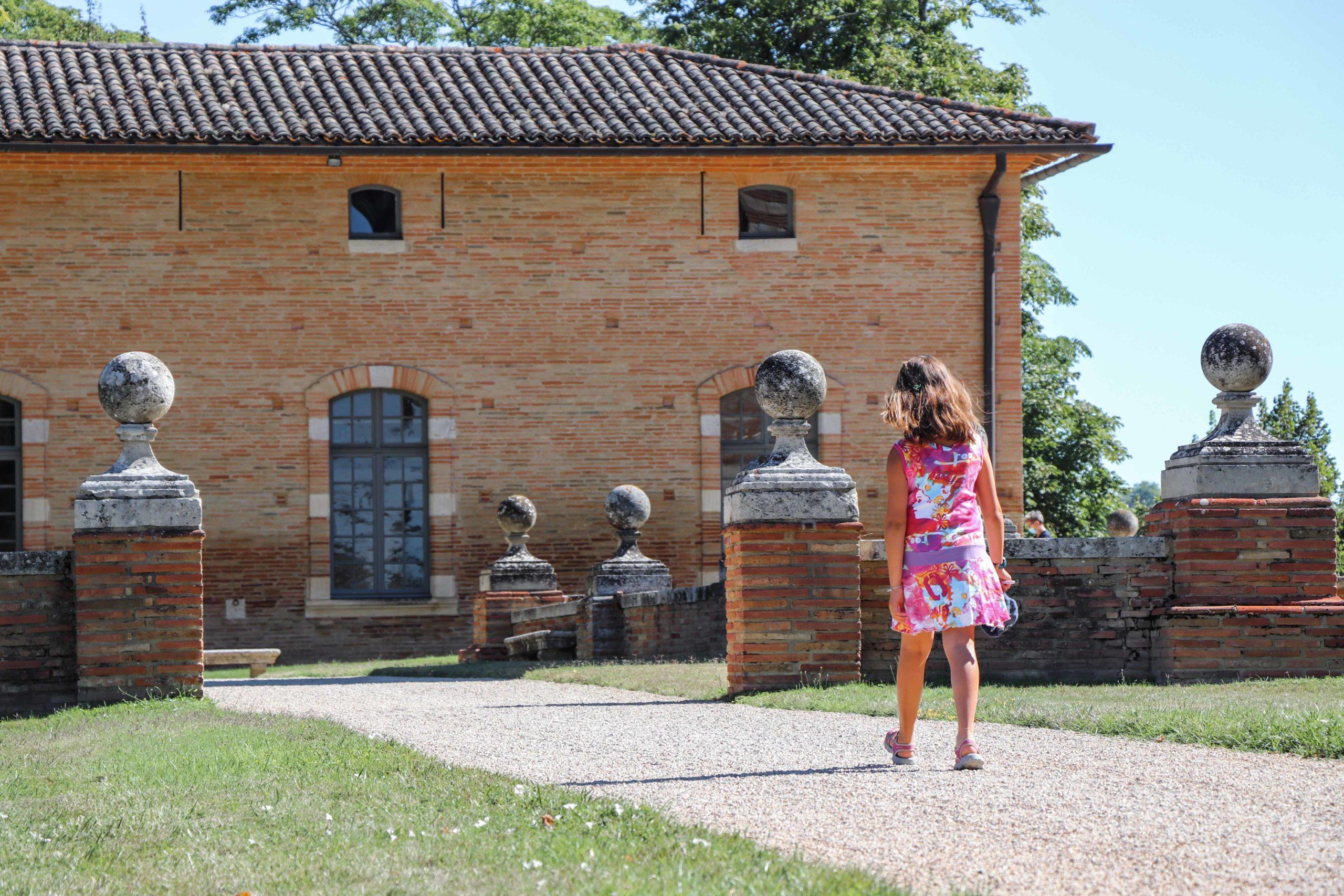 Château de Laréole - Que faire en famille dans le Pays Tolosan - Haute Garonne en famille