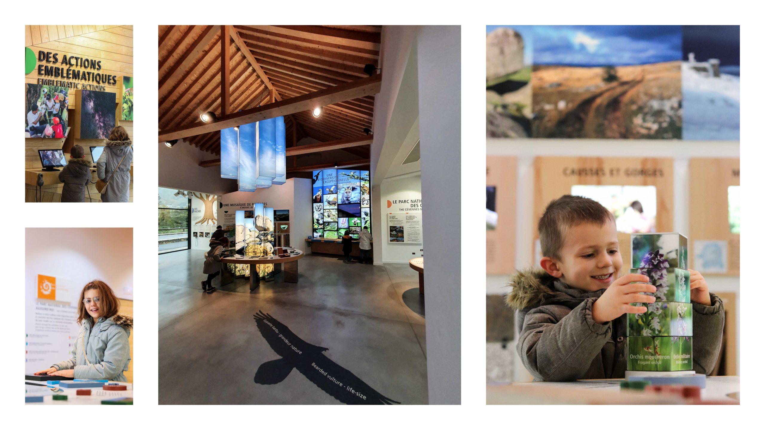 La Maison du Parc National des Cévennes - blog la Lozère en famille