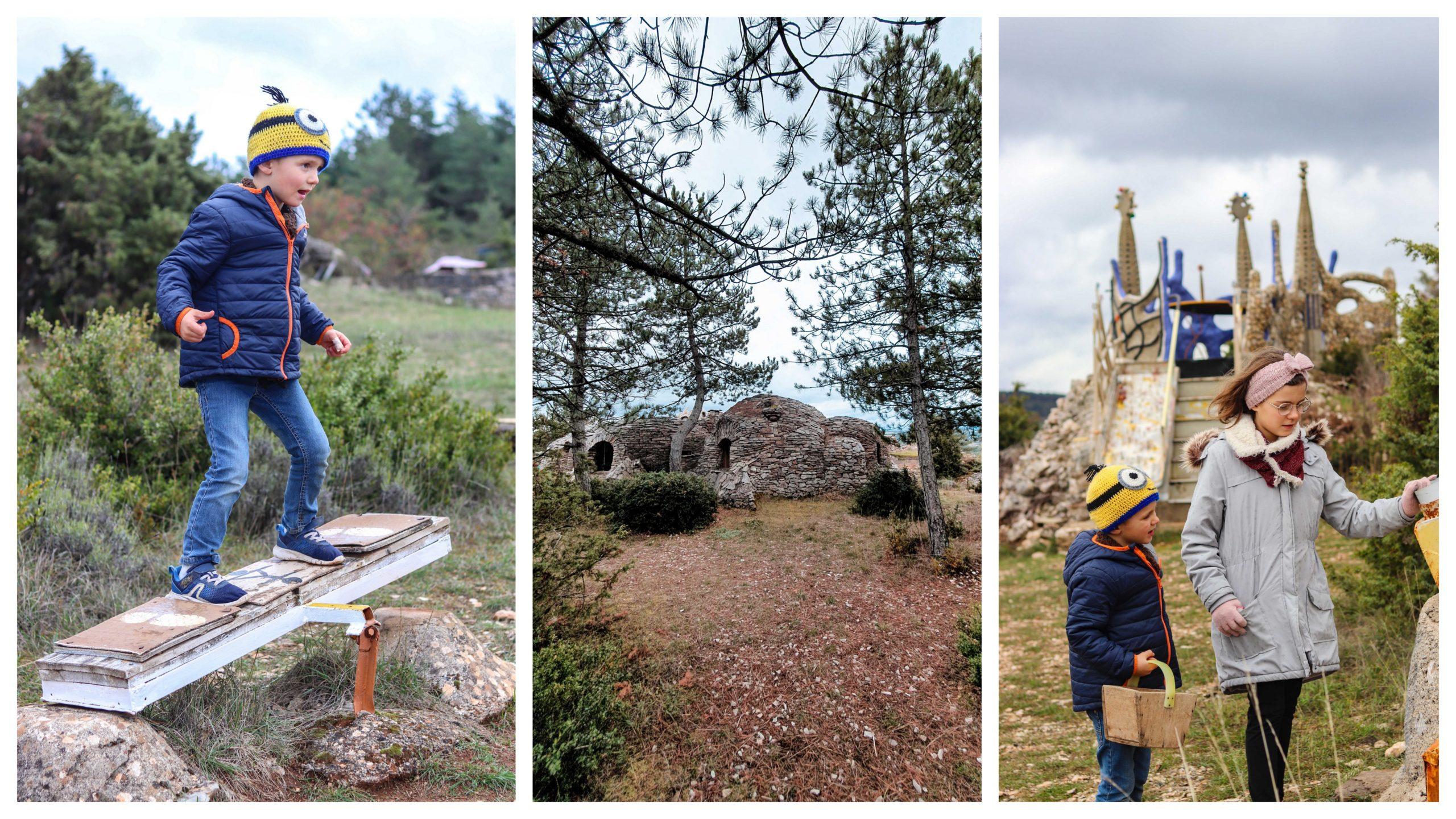 Utopix -  Sainte-Enimie - la Lozère en famille