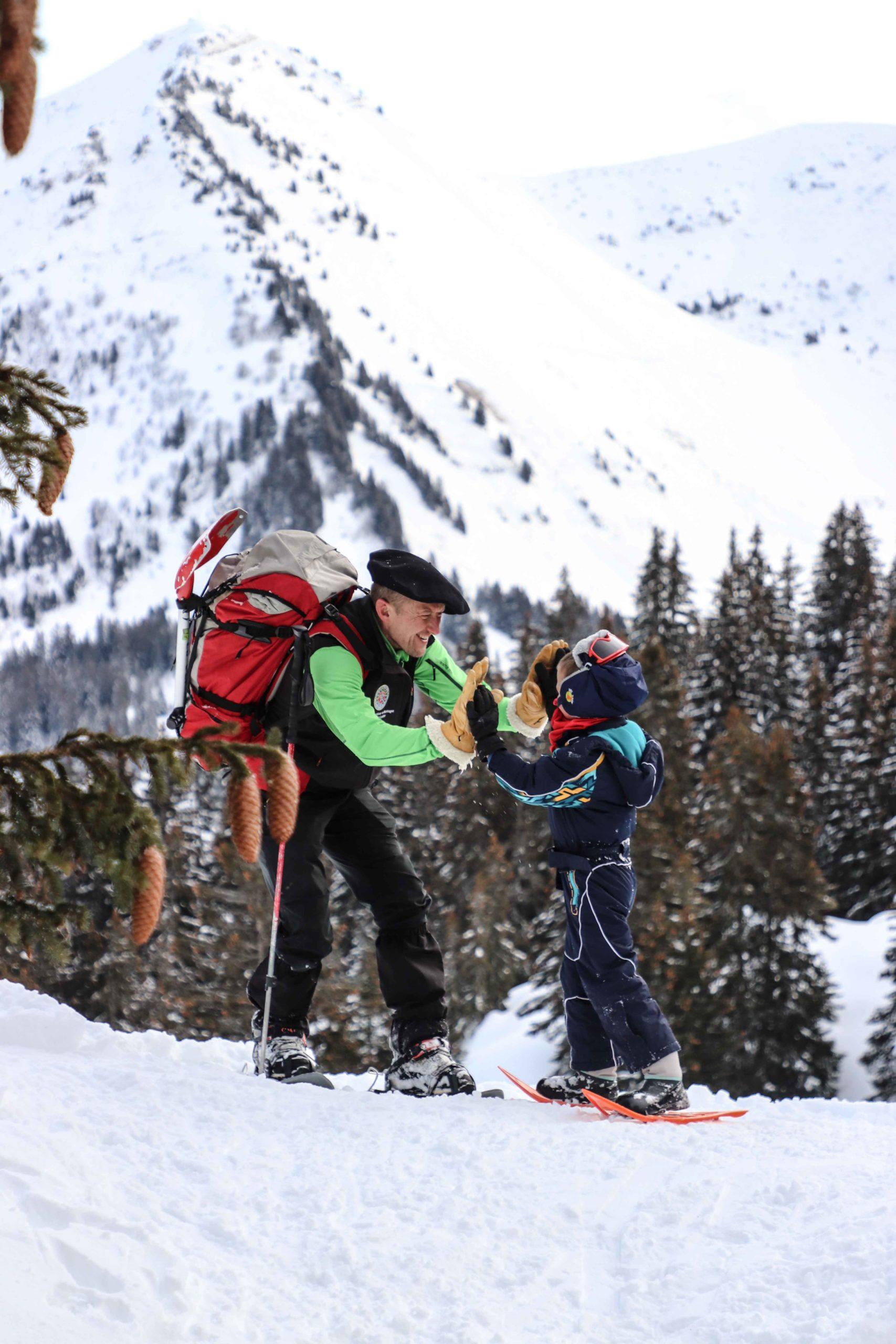 Ambiance montagne 74 - Fred - Praz de Lys - Sommand en famille