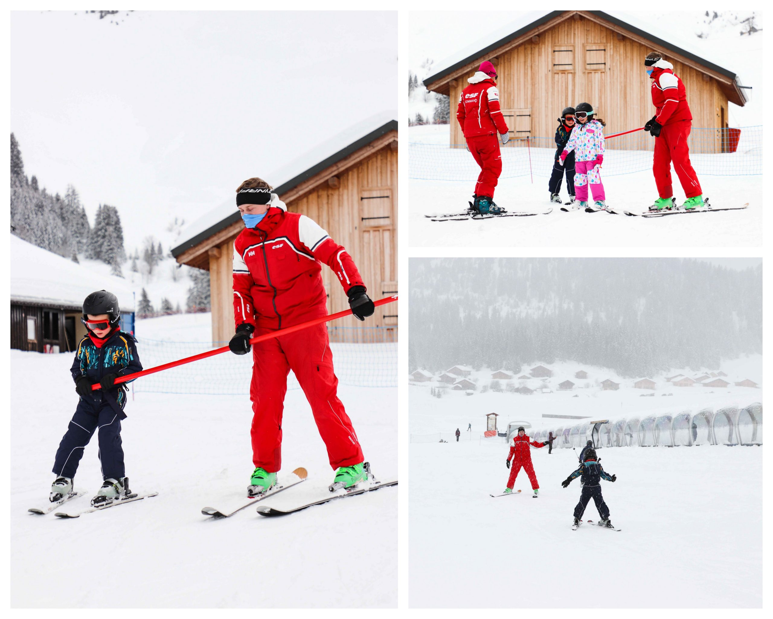 Ecole de ski de Sommand - ski - famille - blog