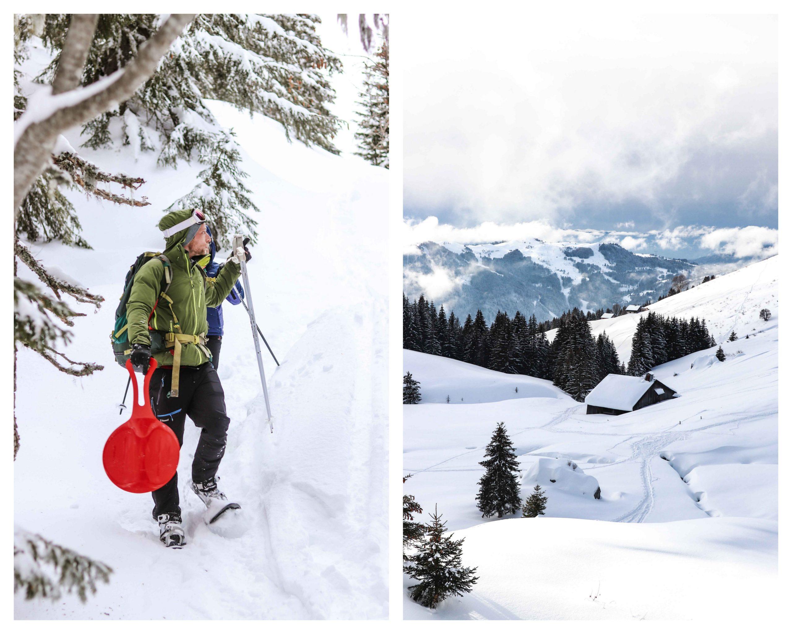 5 idées de sorties pour un séjour à Praz de Lys - Sommand en Haute-Savoie