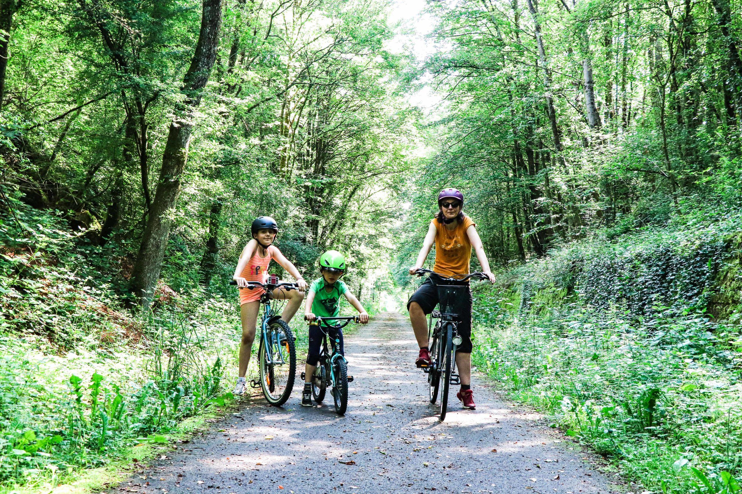 Voie Verte la Vallée de l'Ognon - blog famille Haute-Saône