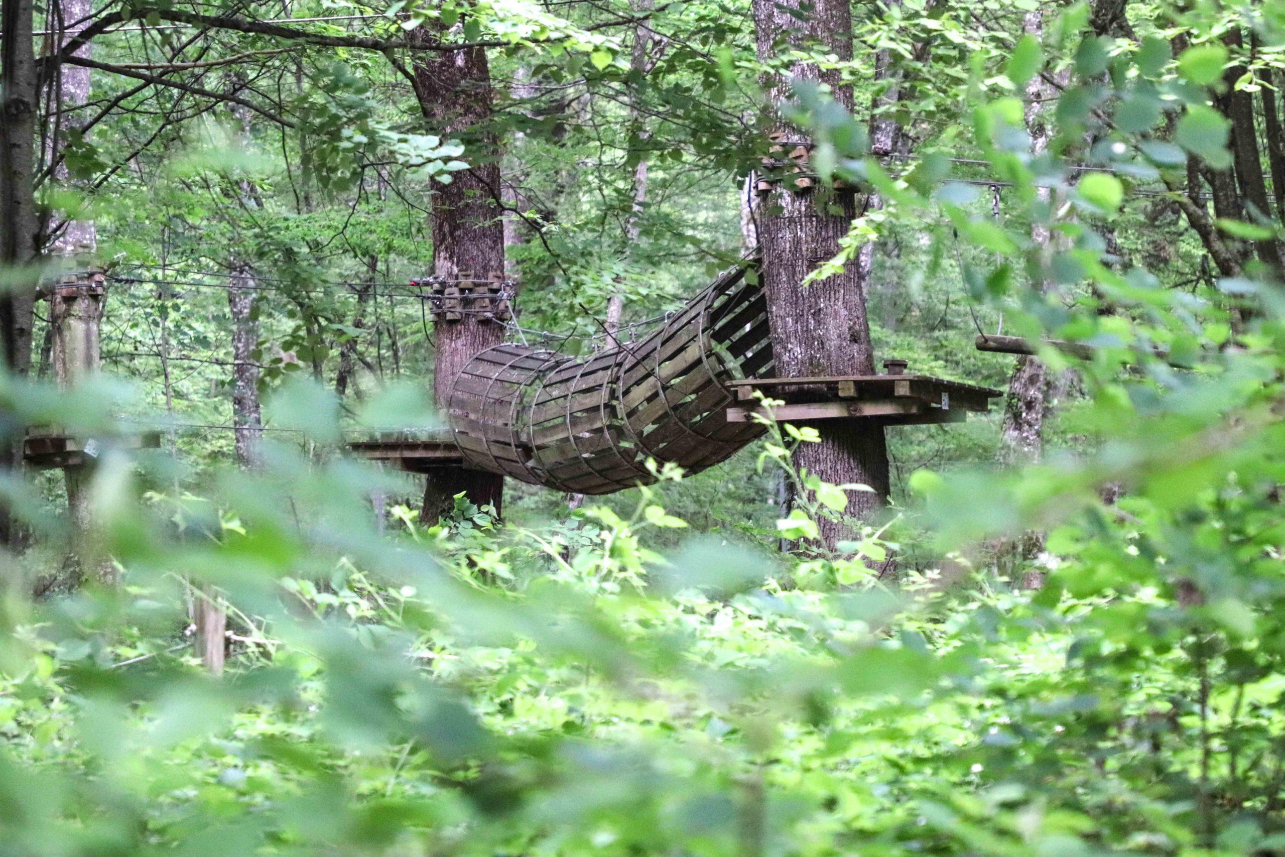 Parc Acro'Cîmes de Thiénans - blog - vallée de l'oGnon - famille