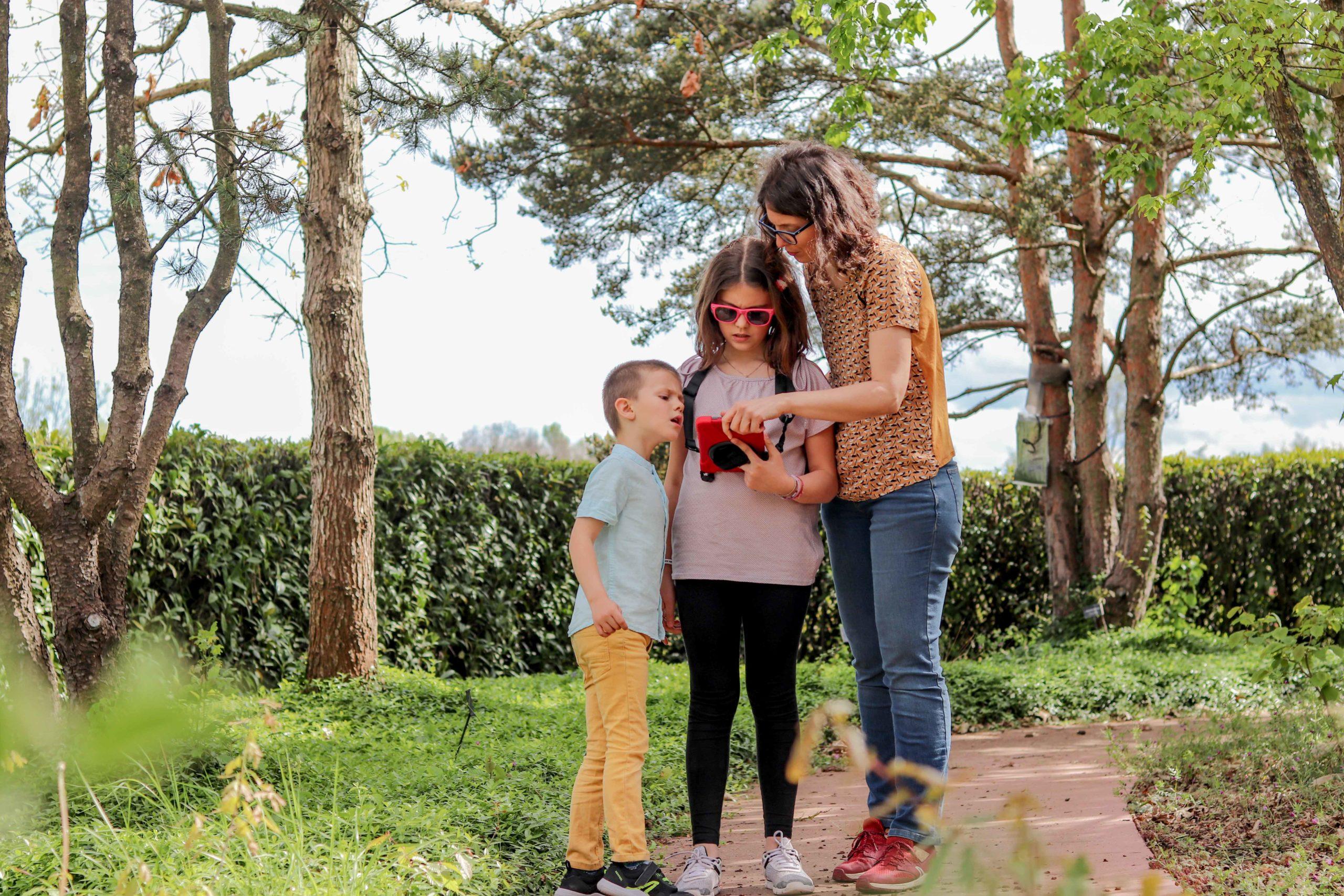 Le Hameau duboeuf en famille  Explor'games