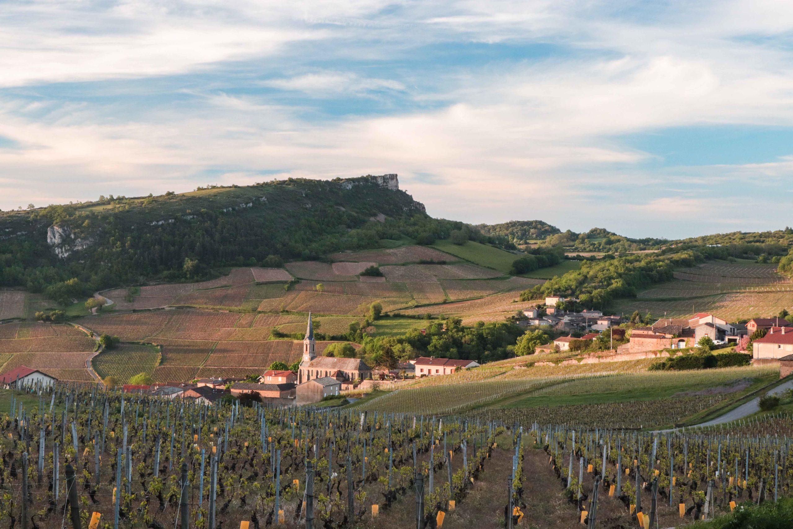 Vergisson -  - Saône-et-Loire - Bourgogne