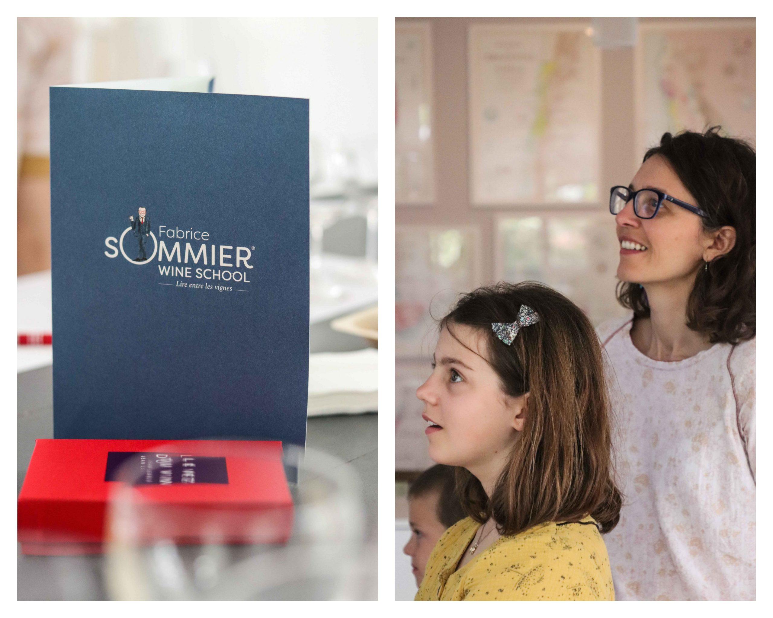 La Wine school - Mâcon - Fabrice Sommier - famille - Saône-et-Loire Tourisme