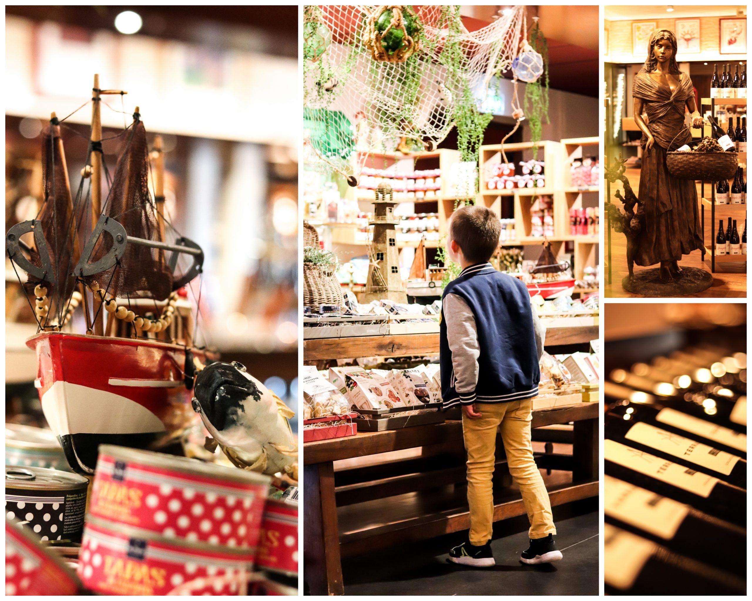 Boutique  Hameau Duboeuf - De Beaux Lents Demains
