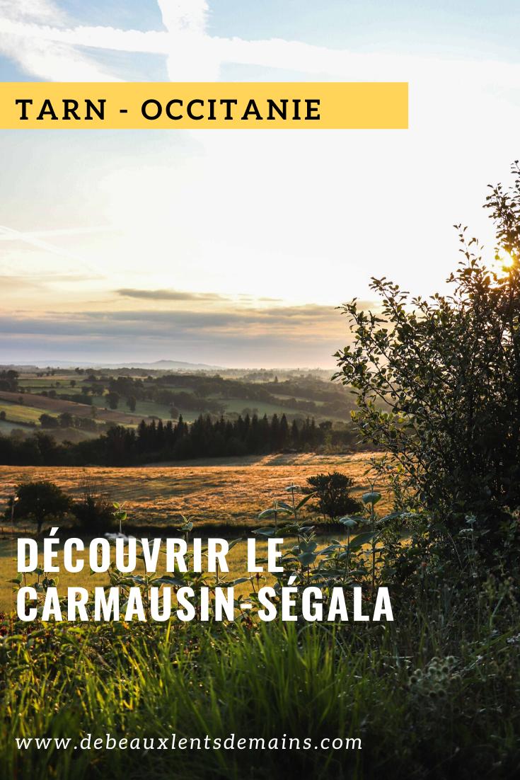 Tarn Carmaux et la Vallée du Viaur
