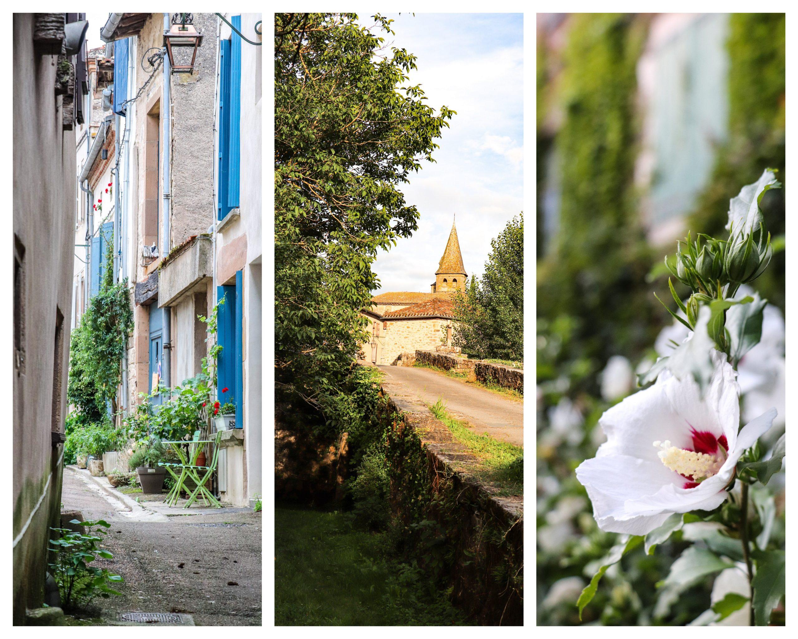 Monestiés, l'un des plus beaux villages de France, Tarn