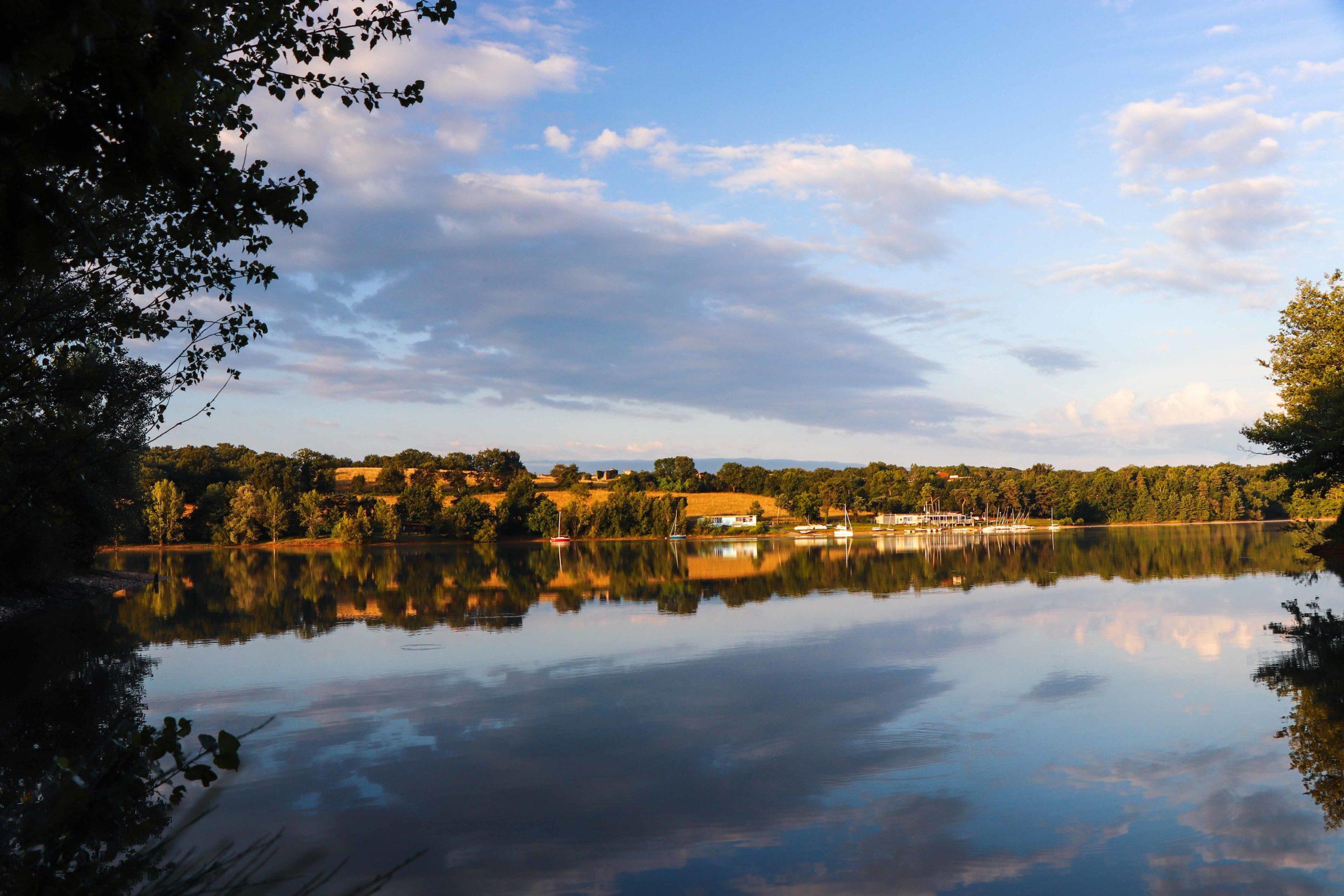 Le Lac de Roucarié